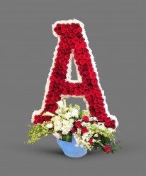 Letter 'A '