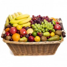 Office Fruit Basket 2